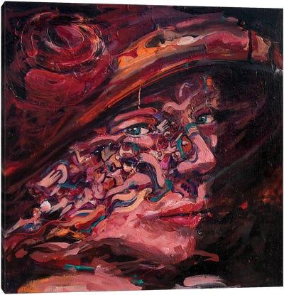 Poetica I Canvas Art Print