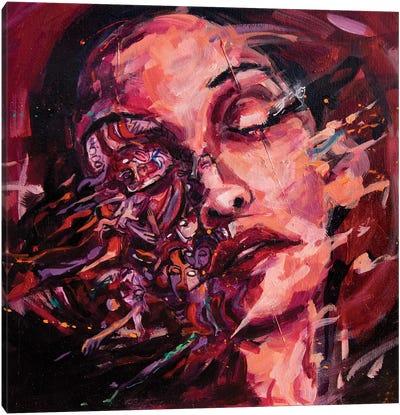 Poetica V Canvas Art Print