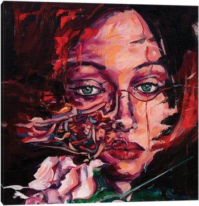 Poetica VI Canvas Art Print
