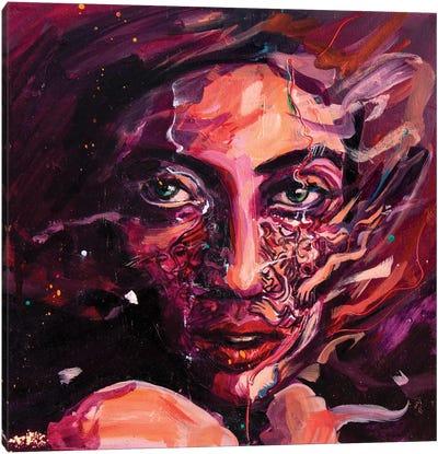 Poetica VII Canvas Art Print