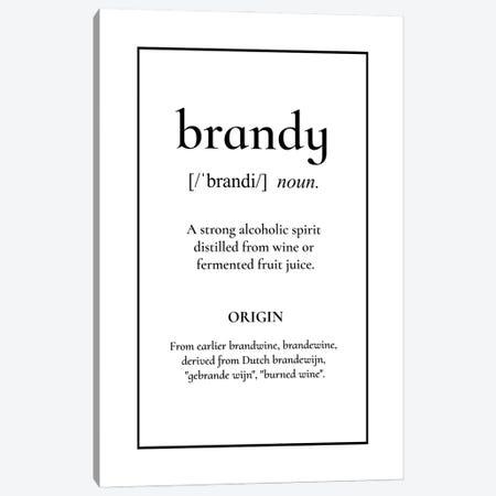 Brandy Definition Canvas Print #ACE106} by Alchera Design Posters Canvas Art