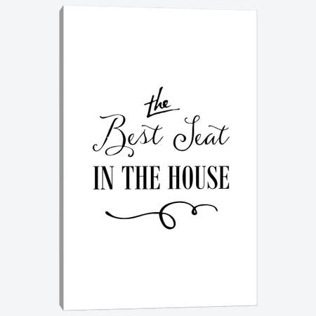 The Best Seat in the House Canvas Print #ACE16} by Alchera Design Posters Canvas Artwork