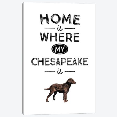 Chesapeake Canvas Print #ACE25} by Alchera Design Posters Art Print