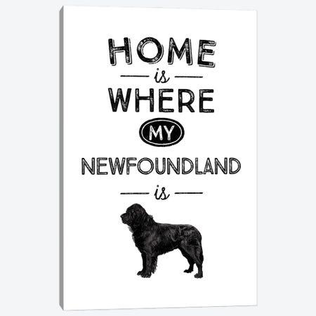 Newfoundland Canvas Print #ACE42} by Alchera Design Posters Canvas Wall Art