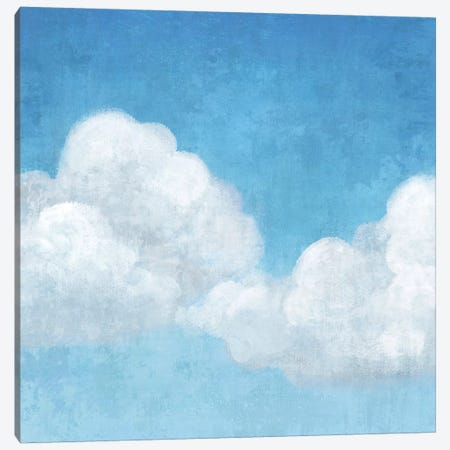 Cloudy I Canvas Print #ACI1} by Andrea Ciullini Canvas Artwork