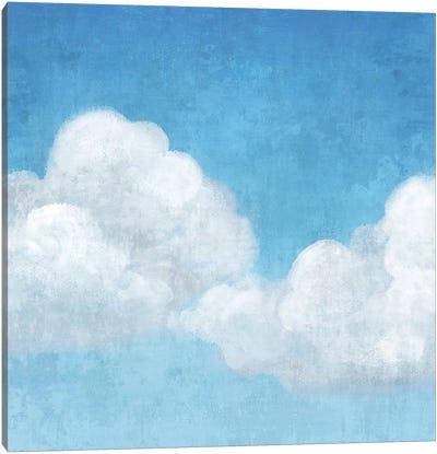 Cloudy I Canvas Art Print
