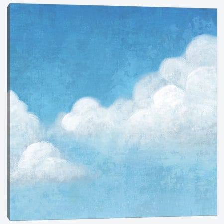 Cloudy II Canvas Print #ACI2} by Andrea Ciullini Canvas Art