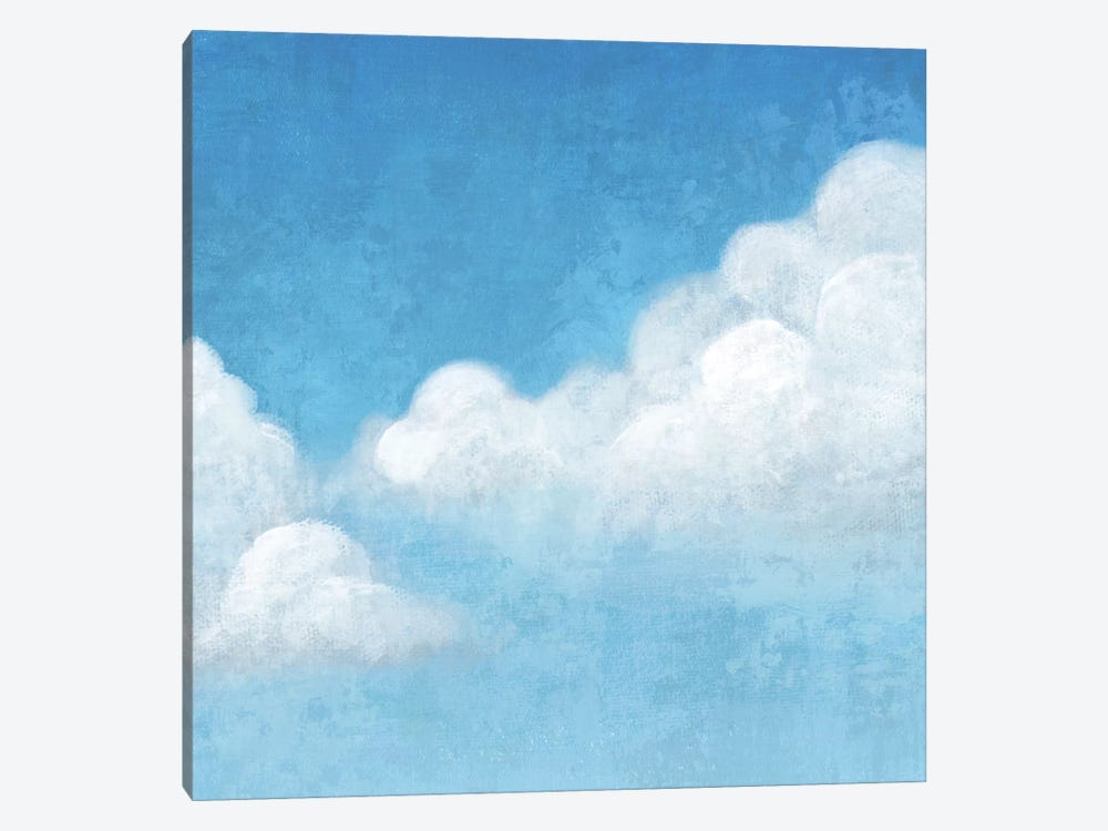 Cloudy II by Andrea Ciullini 1-piece Canvas Artwork