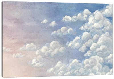 Gradient Sky I Canvas Art Print