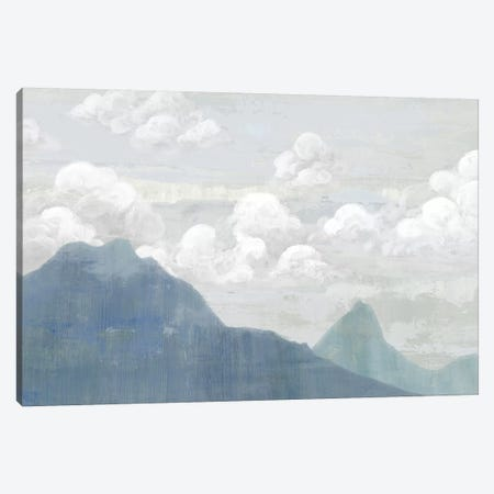 The Climb I Canvas Print #ACI6} by Andrea Ciullini Canvas Print