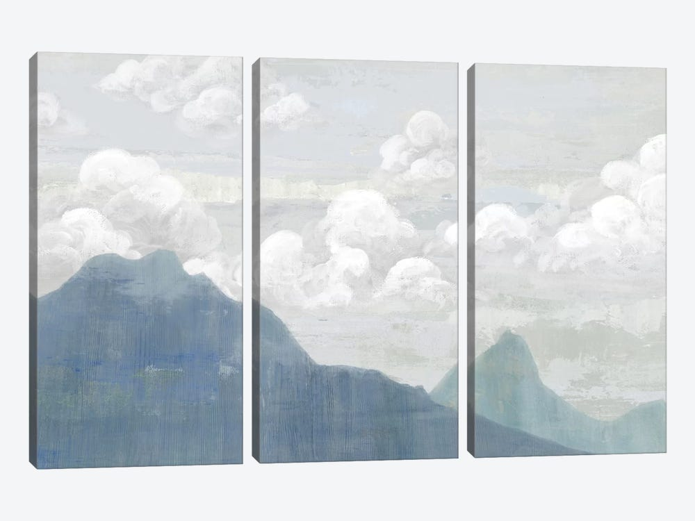 The Climb I by Andrea Ciullini 3-piece Canvas Art