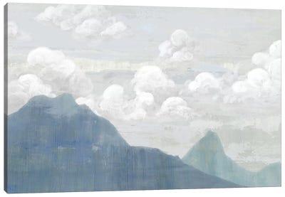 The Climb I Canvas Art Print