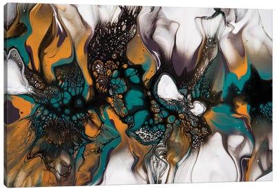 Butterfly Wings Canvas Art Print