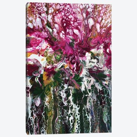 Spring Bouquet Canvas Print #ACK115} by Brigitte Ackland Canvas Artwork