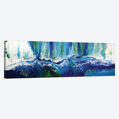 Abstract Landscape I Canvas Print #ACK11} by Brigitte Ackland Art Print