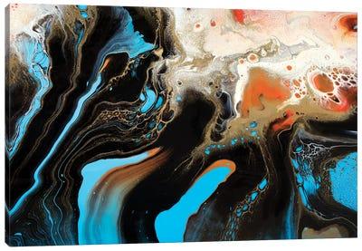 Whakaari Canvas Art Print