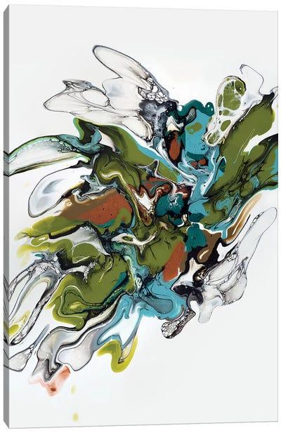 Exuberance Canvas Art Print