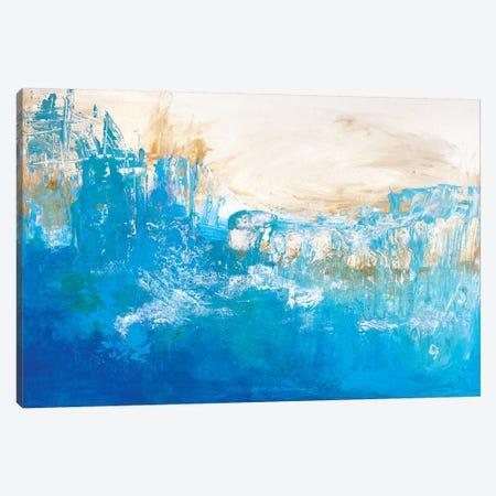 Coastal Haze Canvas Print #ACK136} by Brigitte Ackland Canvas Wall Art
