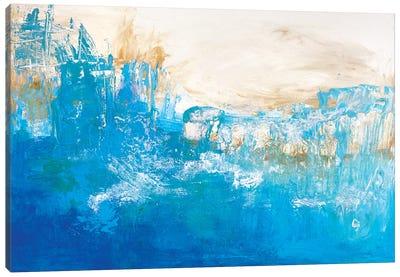 Coastal Haze Canvas Art Print