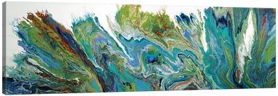 The Reef II Canvas Art Print