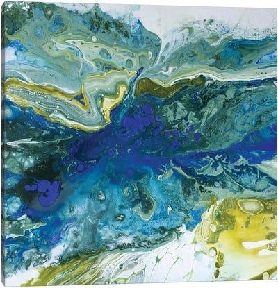 Sapphire Pools Canvas Art Print