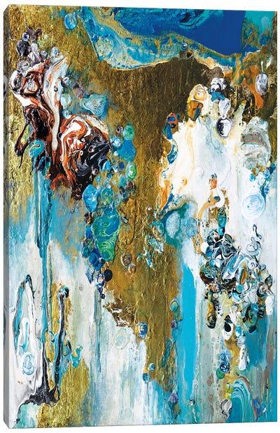 Ocean's Treasure Canvas Art Print
