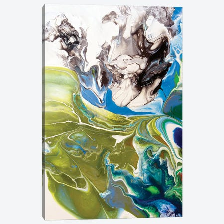 Wonderful World I Canvas Print #ACK141} by Brigitte Ackland Canvas Artwork