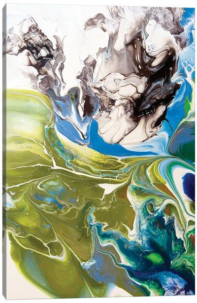 Wonderful World I Canvas Art Print