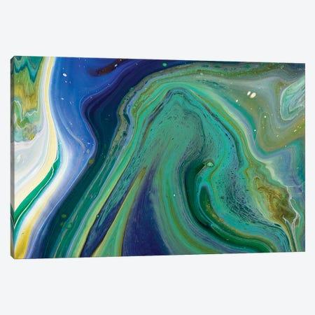 Tranquil Tides Canvas Print #ACK145} by Brigitte Ackland Canvas Print