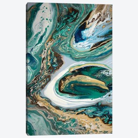 Atolls Canvas Print #ACK14} by Brigitte Ackland Canvas Artwork