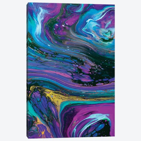 Nebula I Canvas Print #ACK154} by Brigitte Ackland Canvas Art