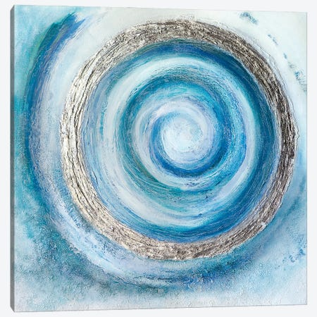 Halo Canvas Print #ACK156} by Brigitte Ackland Canvas Artwork