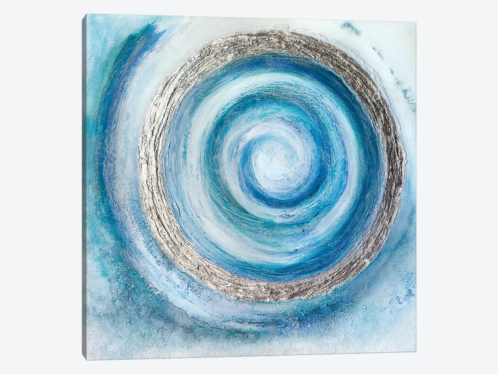 Halo by Brigitte Ackland 1-piece Canvas Artwork