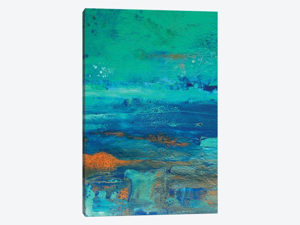 Jade Coloured Sky by Brigitte Ackland 1-piece Canvas Artwork