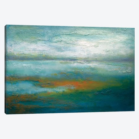 Serenity In Solitude Canvas Print #ACK159} by Brigitte Ackland Canvas Print
