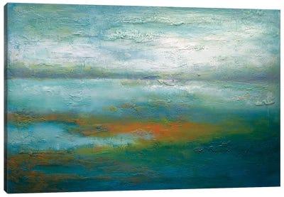 Serenity In Solitude Canvas Art Print