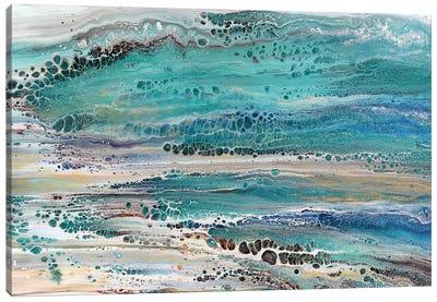 Beachscape I Canvas Art Print