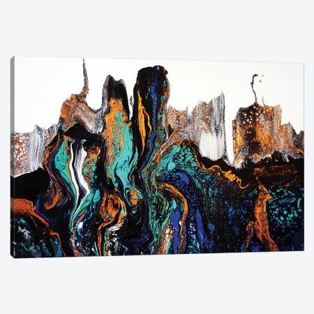 Bohemian Landscape I Canvas Print #ACK164} by Brigitte Ackland Canvas Print