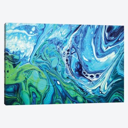 Entangled IX Canvas Print #ACK179} by Brigitte Ackland Canvas Art Print