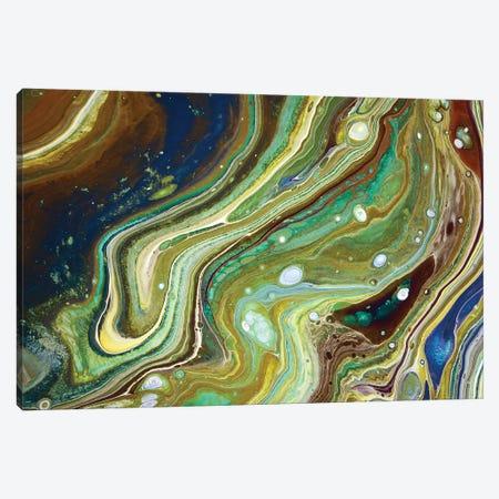 Tides of Titan II Canvas Print #ACK189} by Brigitte Ackland Canvas Wall Art