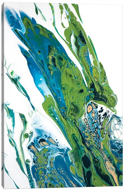 Abstract #40 Canvas Art Print