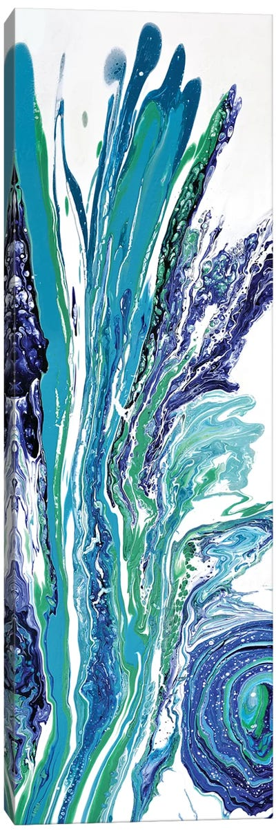 Abstract #42 Canvas Art Print
