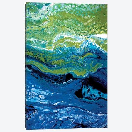 Oceanscape II Canvas Print #ACK55} by Brigitte Ackland Canvas Art