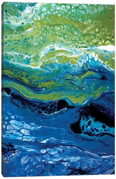 Oceanscape II Canvas Art Print