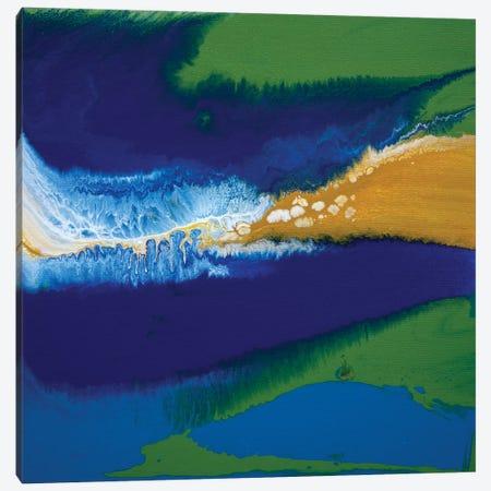 Tidal Flow III Canvas Print #ACK89} by Brigitte Ackland Canvas Artwork