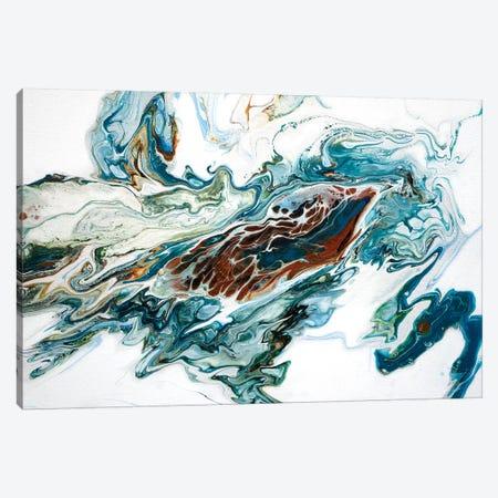 Tide Pool I Canvas Print #ACK90} by Brigitte Ackland Art Print