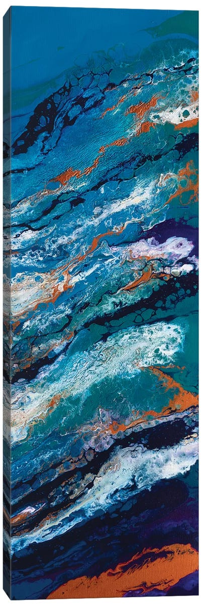 Waterscape IV Canvas Art Print