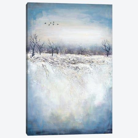 Winter's Tale Canvas Print #ACK95} by Brigitte Ackland Canvas Art