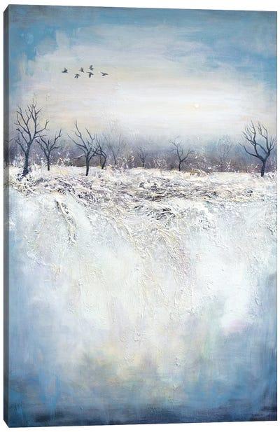 Winter's Tale Canvas Art Print