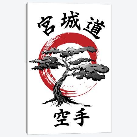 Miyagi Do Sumi-E Canvas Print #ACM164} by Antonio Camarena Canvas Print